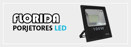 Projetores LED